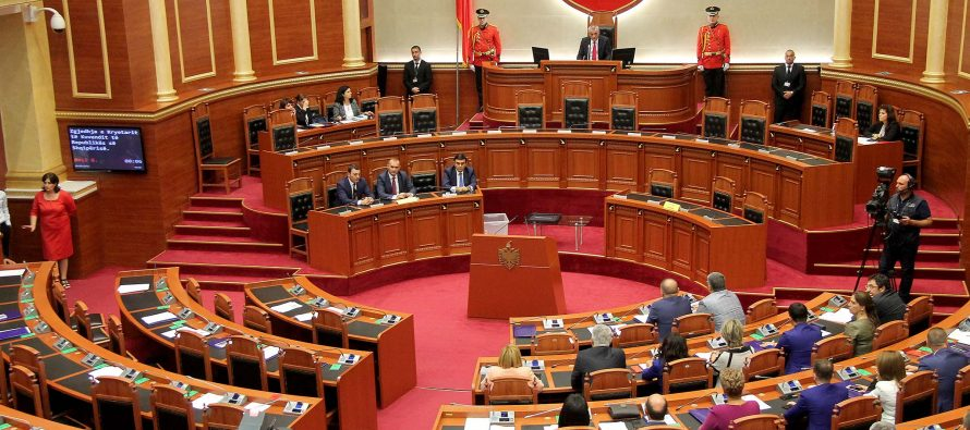 The majority changes unilaterally the Electoral Code