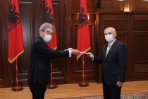New Japanese Ambassador in Tirana