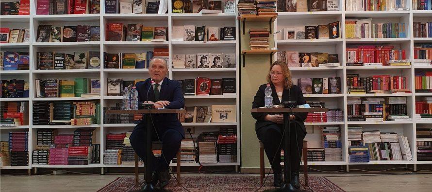 Surroi: Kosovo-Serbia dialogue needs to have guiding principles/ Surroi discusses at AIIS Tirana Foreign Policy Forum