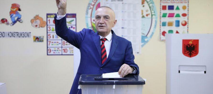 "President Meta: Designation of Berisha ordered by the ""corrupt-regime"" in Tirana"